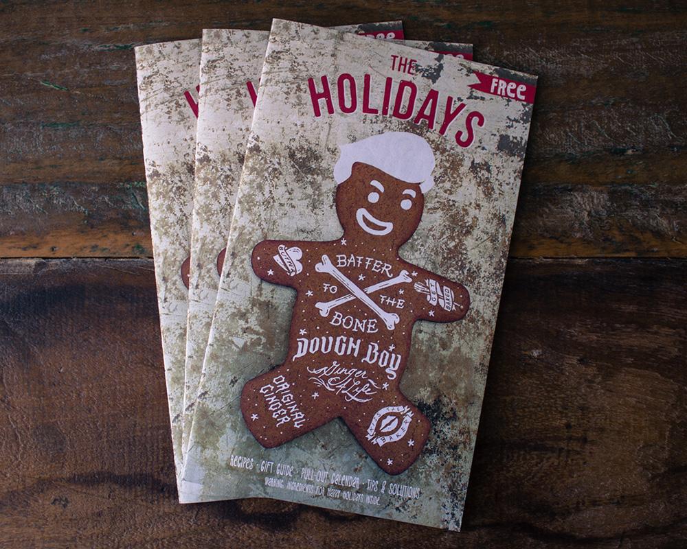 Whole Foods Holiday - Jon Contino, Alphastructaesthetitologist