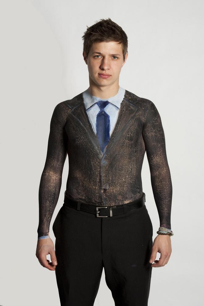 Young Men Wear Suits - Rachel DeBoard
