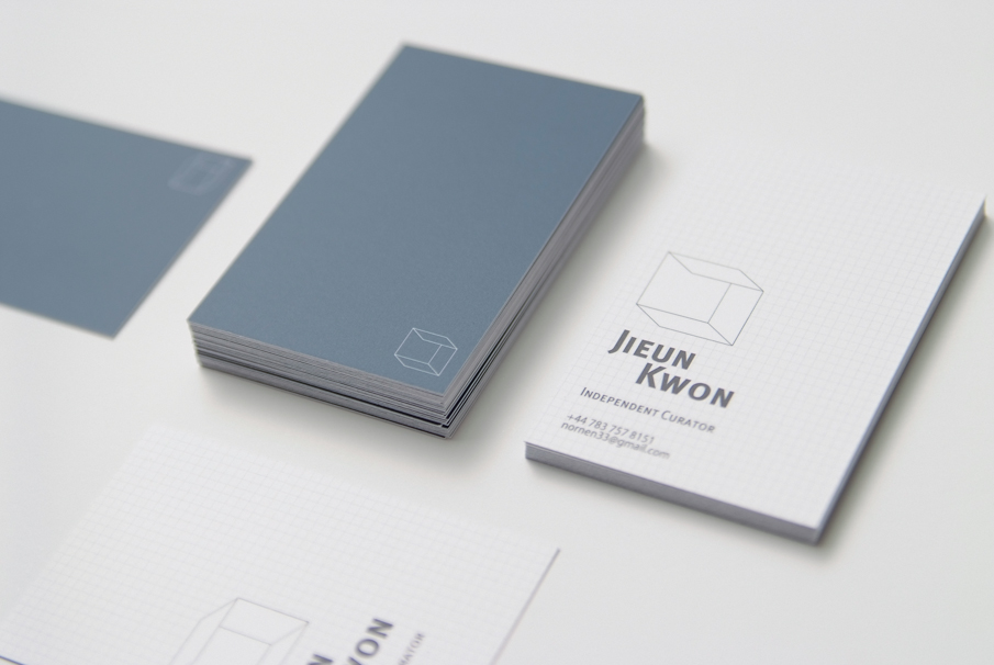 Business Card Art Gallery Gallery - Card Design And Card Template