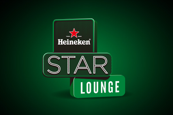 Heineken Star Lounge Julien Michel Art Director